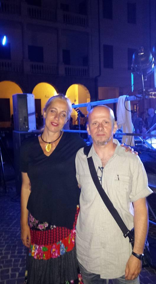 Chano e Ginevra Di Marco 2016
